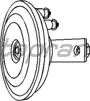 Сигнал звуковой Topran 102 953