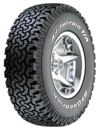 Шина BFGoodrich ALL TERRAIN КО2