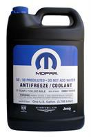 50/50 Prediluted antifreeze/ coolant 5-Year Chrysler 68051 212AA