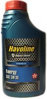 Havoline Energy Texaco 840123NJE