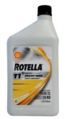 Shell Rotella T1 40