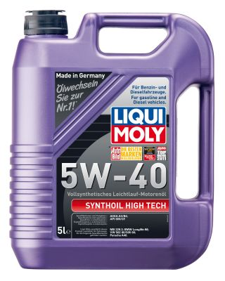 Liqui Moly Synthoil High Tech SAE 5W-40