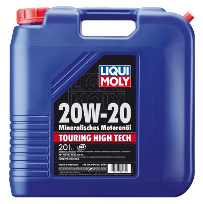 Liqui Moly Touring high Tech SAE 20W-20