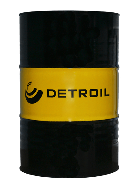 Масло DETROIL Comgrade HG 80W-90 GL-5 Mineral (200л)